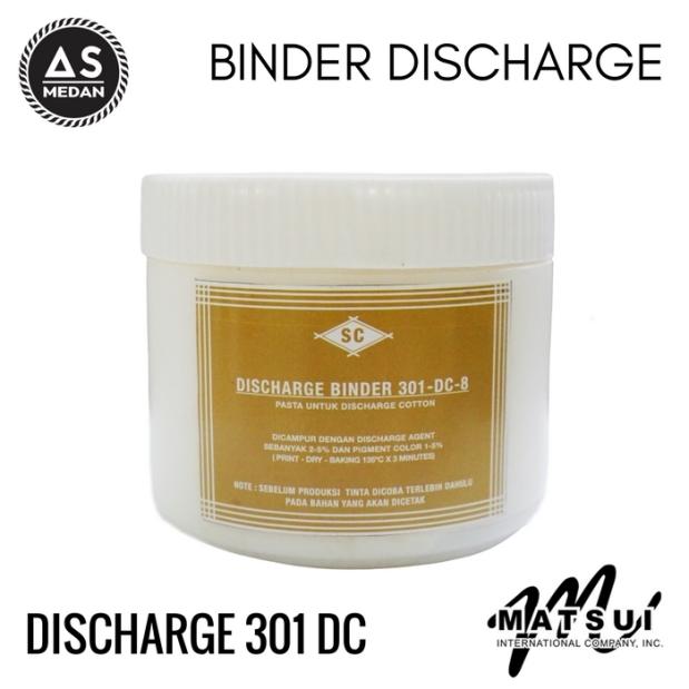 Tinta Sablon Kaos Matsui Discharge 301 DC