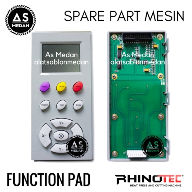 Function Pad Spare Part Mesin Cutting Sticker Rhinotec