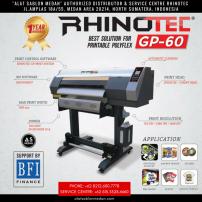 Mesin digital printing mesin indoor mesin advertising Rhinotec GP-60