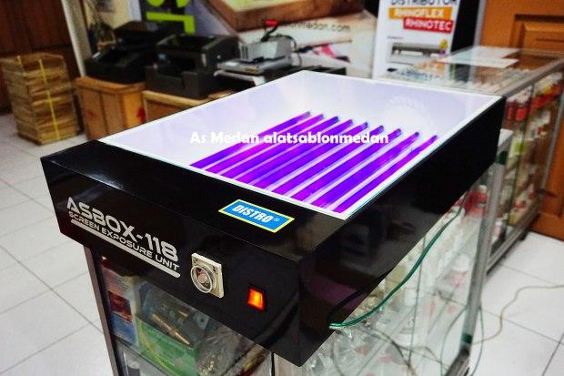 Alat Sablon Meja Afdruk Sablon Manual Meja Lampu Distro Asbox-118