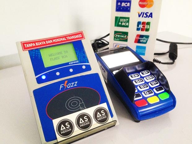 Image result for kartu debit atau flzz