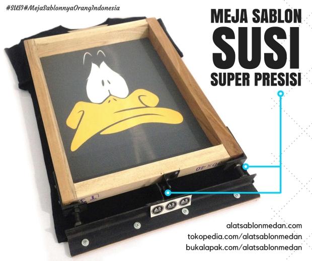 MEJA SABLON SUSI SUPER PRESISI