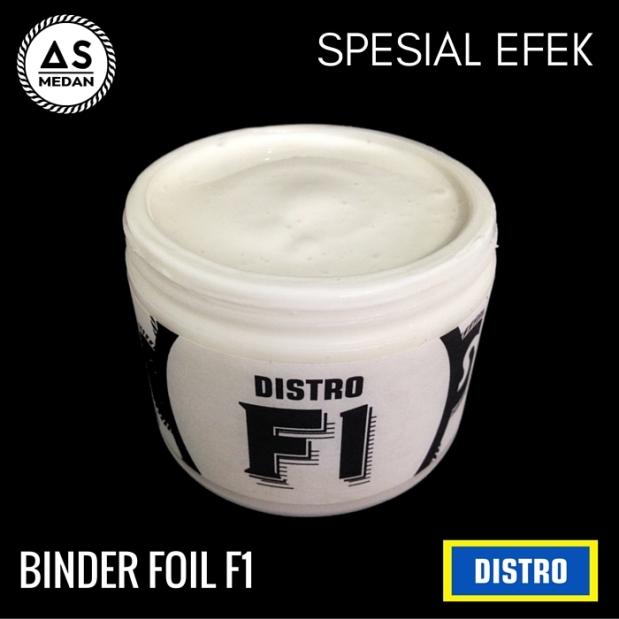DISTRO BINDER FOIL