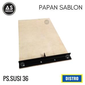 PAPAN SABLON SUSI 36