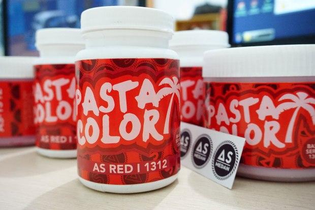 Matsui Pasta Color Red I