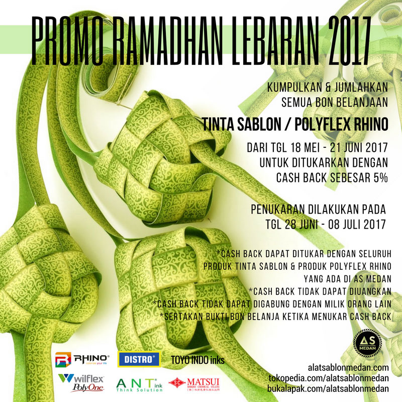Promo Lebaran 2017