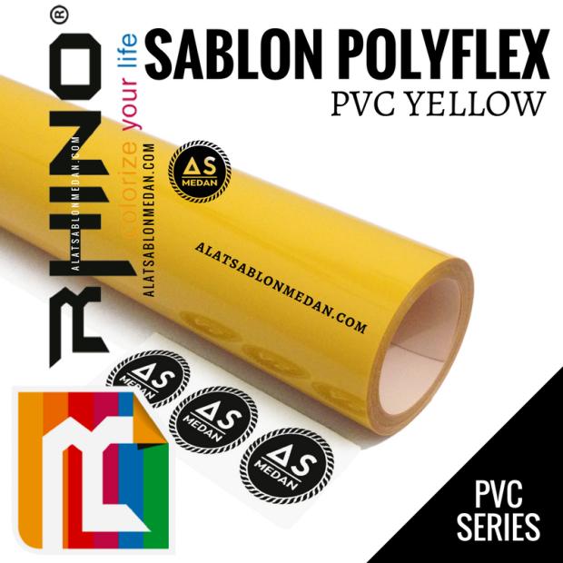 Rhinoflex PVC Yellow