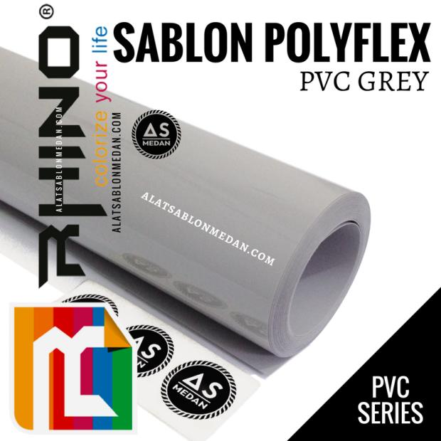 Rhinoflex PVC Grey