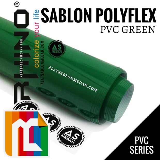 Rhinoflex PVC Green