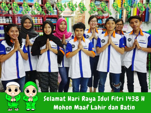 As Medan Alat Sablon Medan