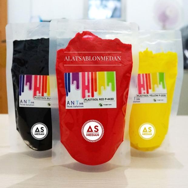 Tinta plastisol ant ink